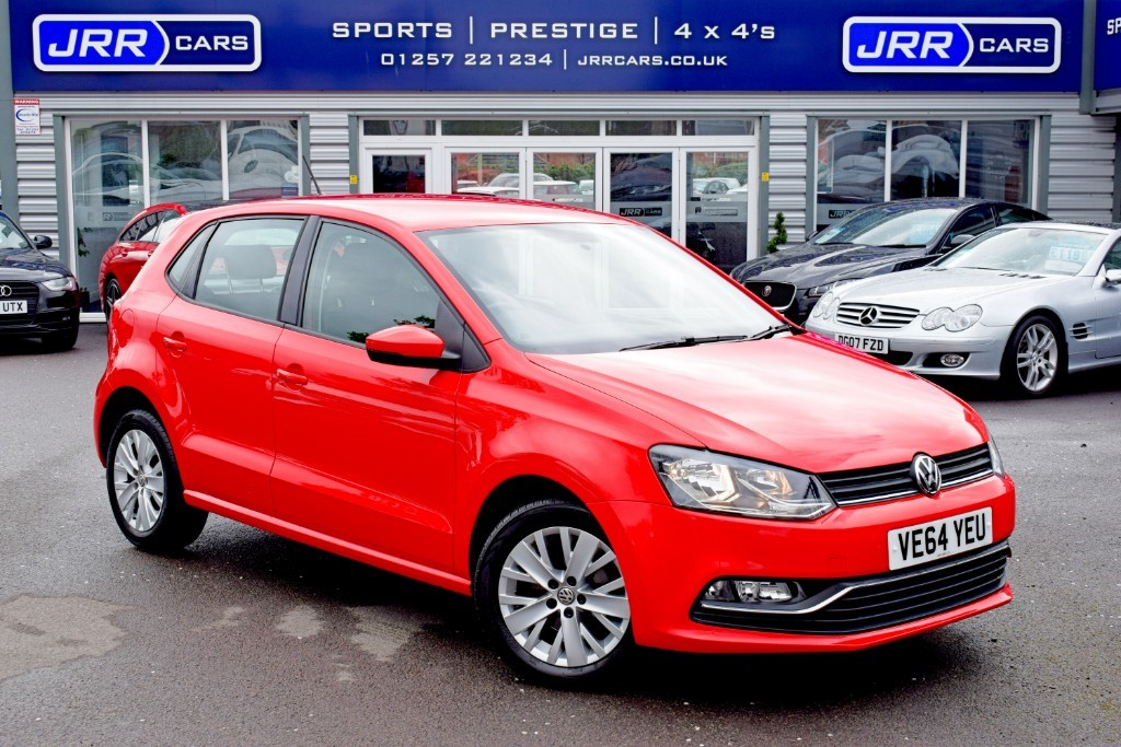used VW Polo SE in preston-lancashire