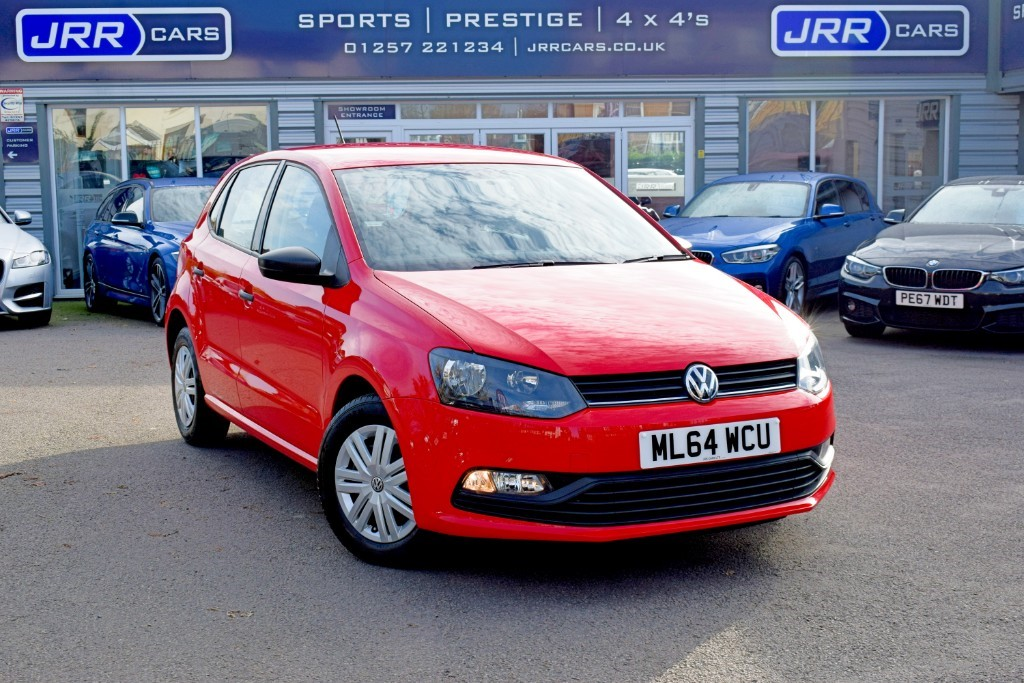 used VW Polo S USED in chorley-lancashire