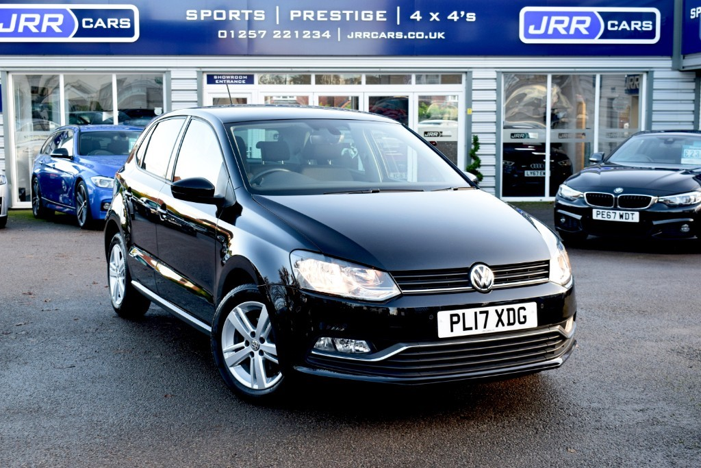 used VW Polo MATCH EDITION TSI DSG USED in chorley-lancashire