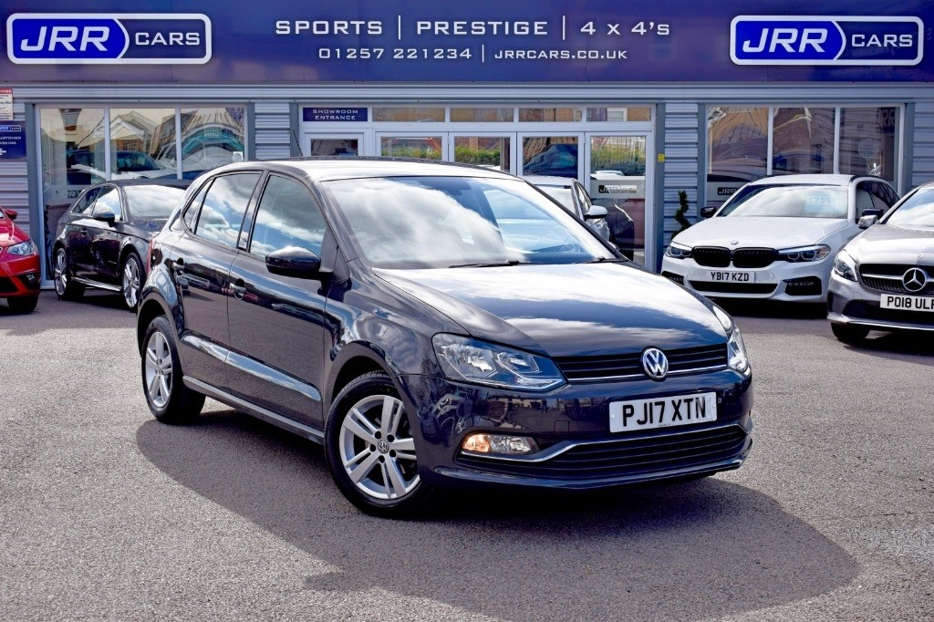 used VW Polo MATCH EDITION USED in chorley-lancashire