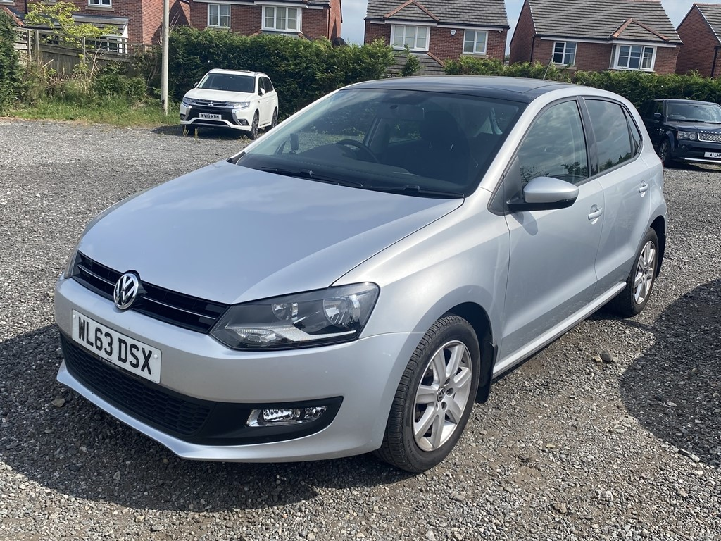 used VW Polo MATCH EDITION DSG in chorley-lancashire