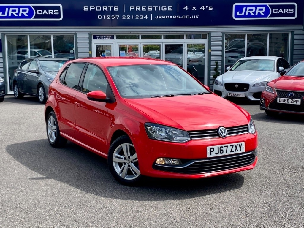 used VW Polo MATCH EDITION TSI USED in chorley-lancashire