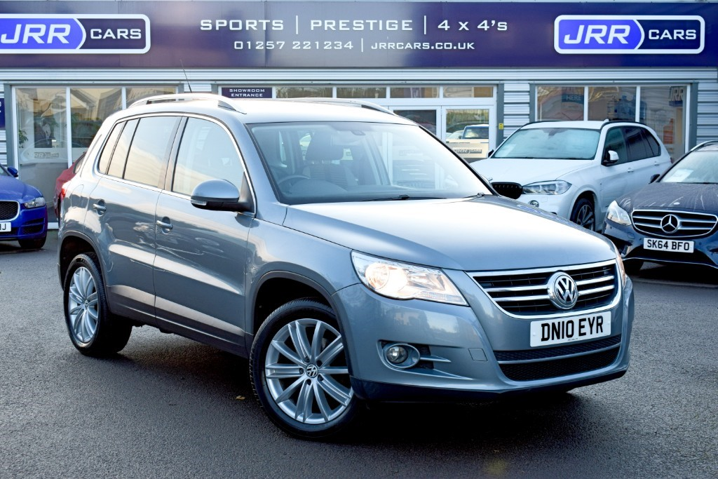 used VW Tiguan USED SPORT TDI 4MOTION in chorley-lancashire