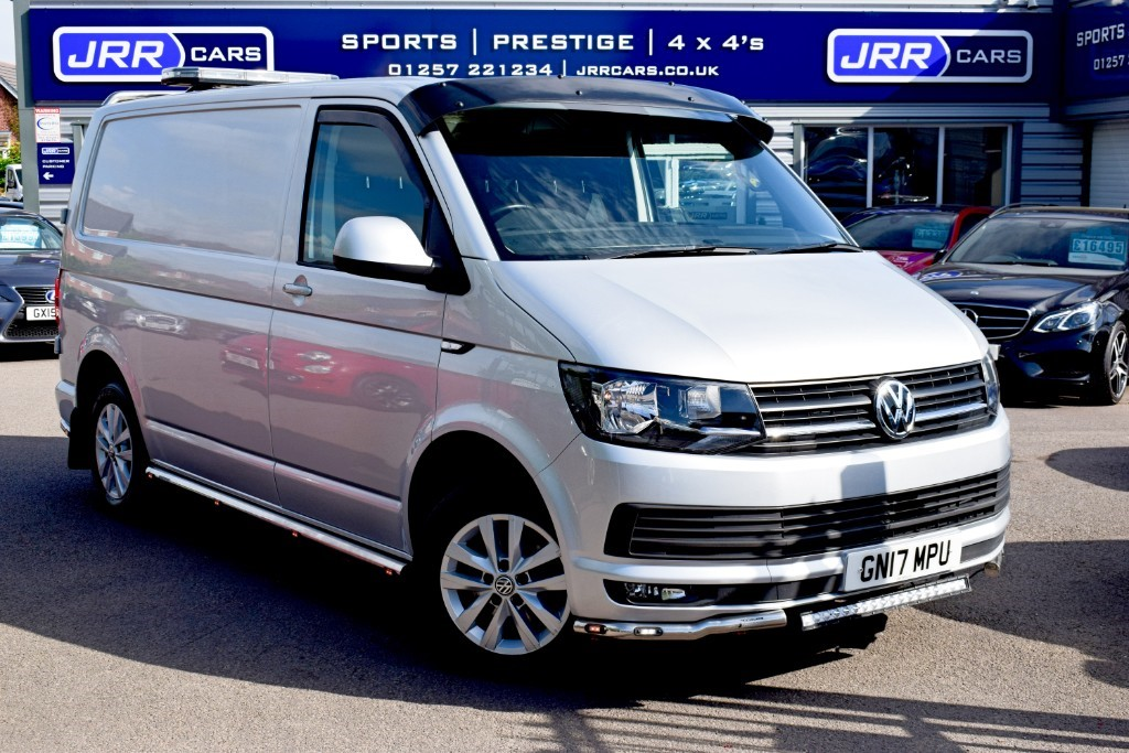 used VW Transporter T28 TDI P/V HIGHLINE BMT USED in chorley-lancashire