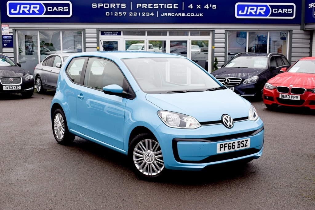 used VW Up USED MOVE UP in chorley-lancashire