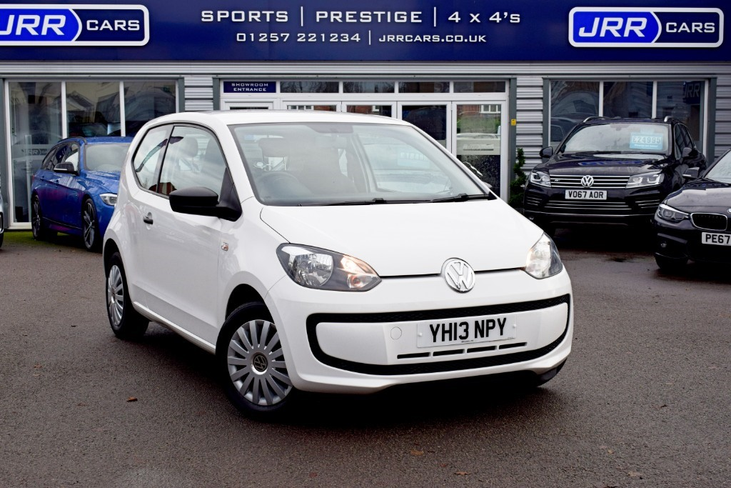 used VW Up TAKE UP USED in chorley-lancashire