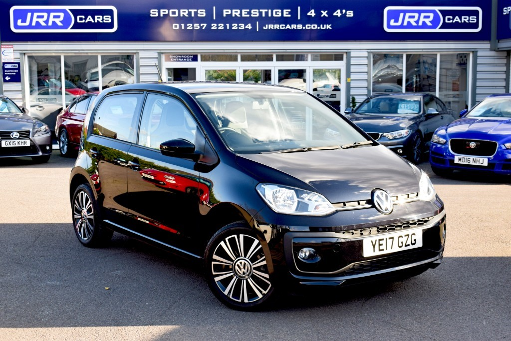 used VW Up HIGH UP BLUEMOTION TECHNOLOGY USED in chorley-lancashire