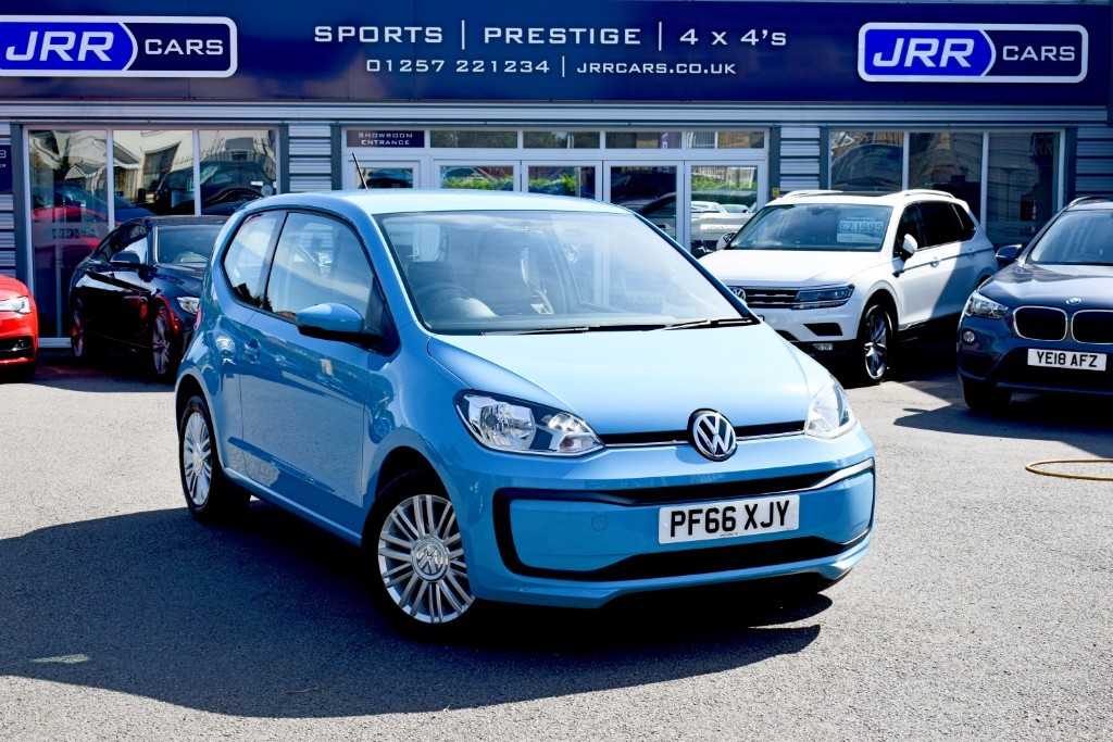 used VW Up MOVE UP USED in chorley-lancashire