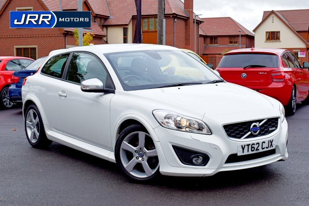 used Volvo C30 R-DESIGN LUX in preston-lancashire