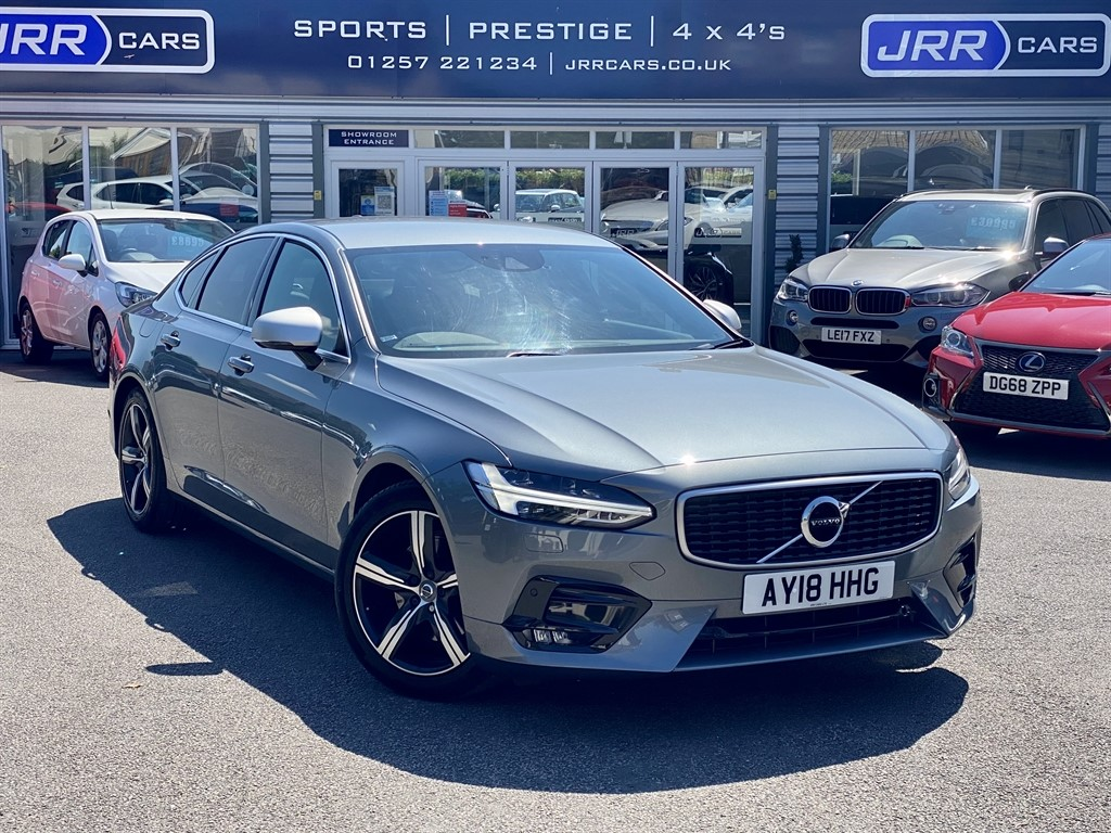 used Volvo S90 D4 R-DESIGN USED in chorley-lancashire
