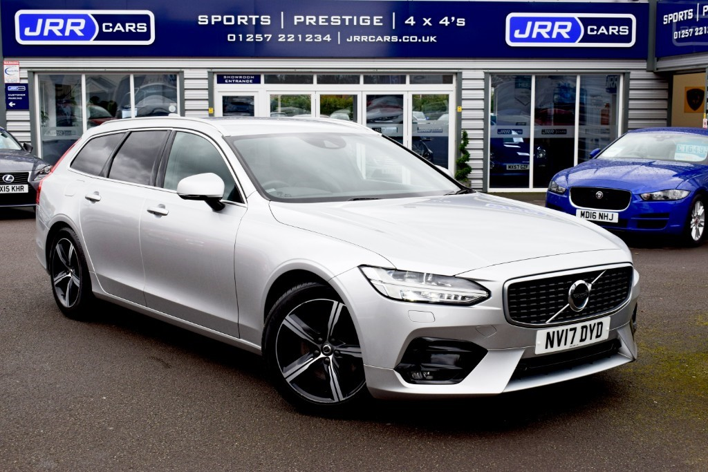 used Volvo V90 D4 R-DESIGN USED in chorley-lancashire