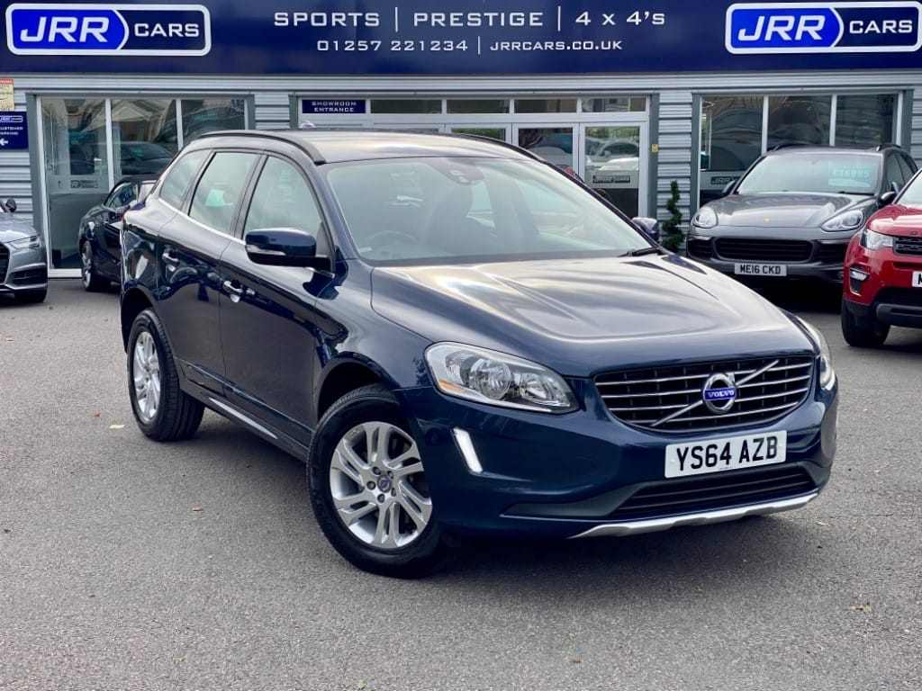 used Volvo XC60 D4 SE USED in chorley-lancashire