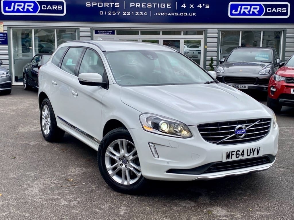 used Volvo XC60 D5 SE LUX NAV AWD USED in chorley-lancashire