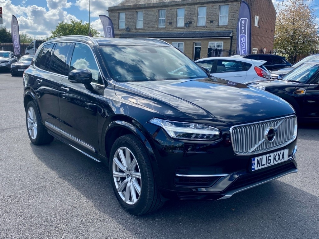 used Volvo XC90 T8 TWIN ENGINE INSCRIPTION USED in chorley-lancashire