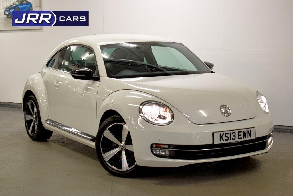 used VW Beetle SPORT TSI DSG in preston-lancashire