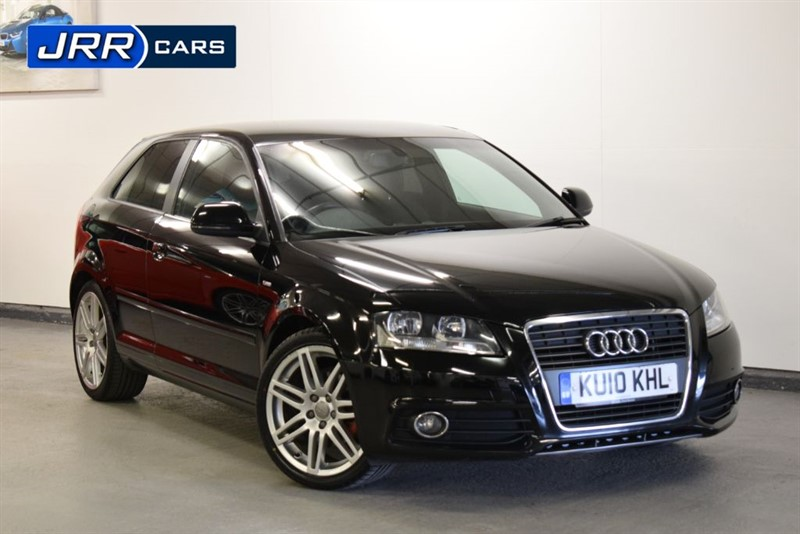 used Audi A3 TDI S LINE in preston-lancashire