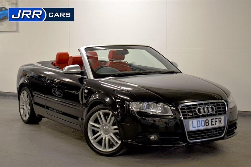 used Audi A4 S4 QUATTRO in preston-lancashire