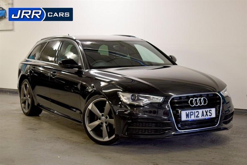 used Audi A6 Avant TDI S LINE in preston-lancashire
