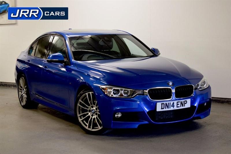 used BMW 330d M SPORT in preston-lancashire