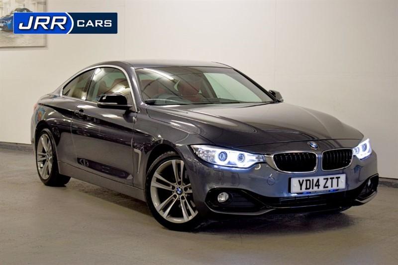 used BMW 420d SPORT in preston-lancashire