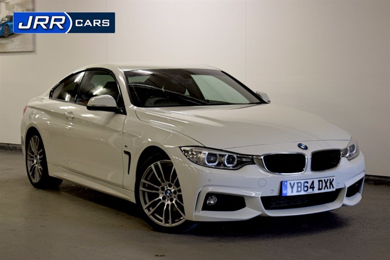 used BMW 420d M SPORT in preston-lancashire
