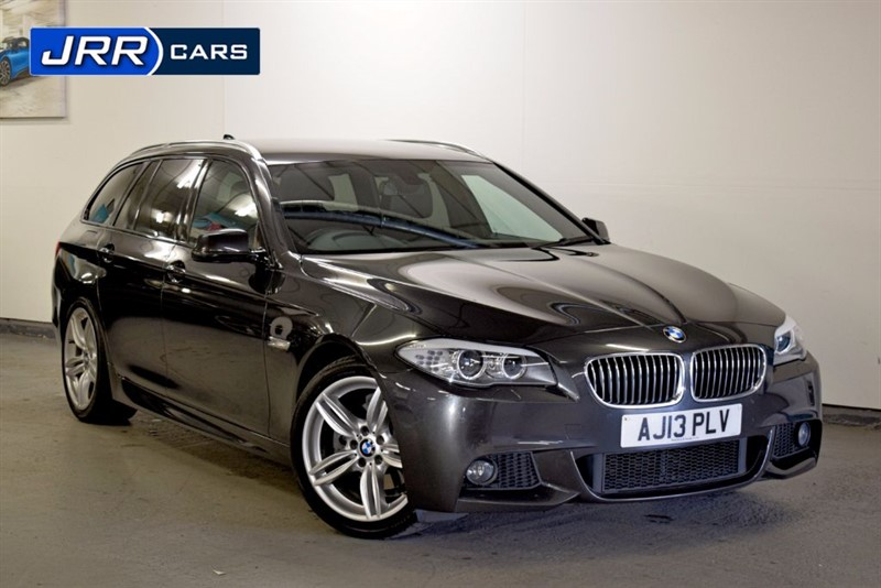 used BMW 520d M SPORT TOURING in preston-lancashire