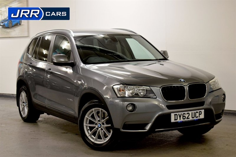 used BMW X3 XDRIVE20D SE in preston-lancashire