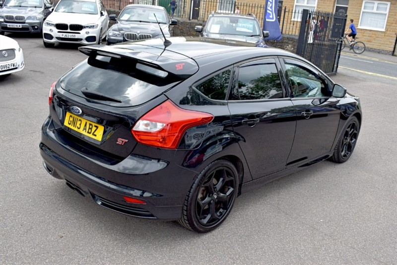 Used Ford Focus For Sale Chorley Lancashire