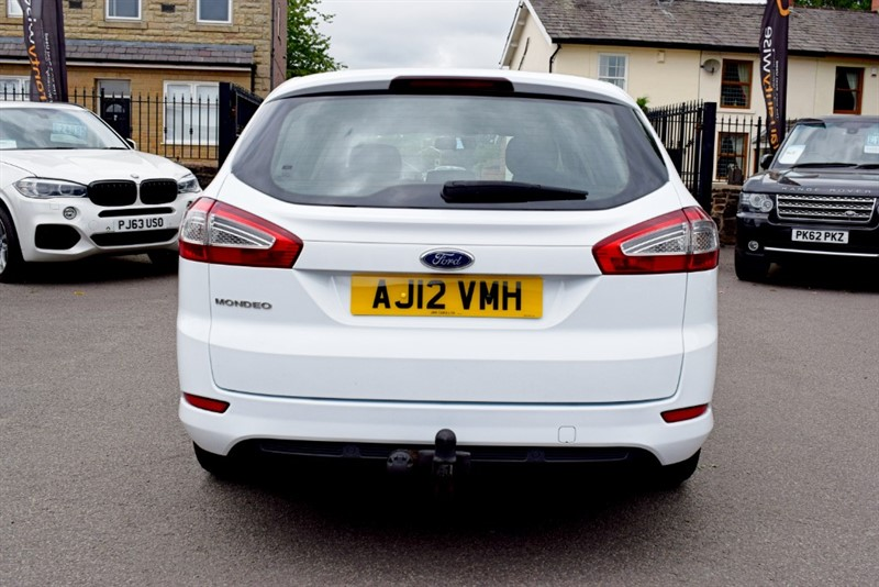 Used Ford Mondeo For Sale Chorley Lancashire
