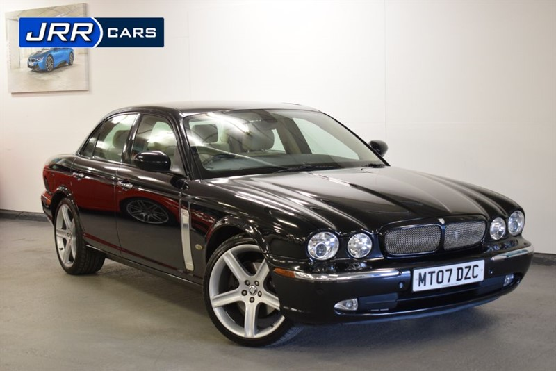 used Jaguar XJ SPORT PREMIUM V6 in preston-lancashire