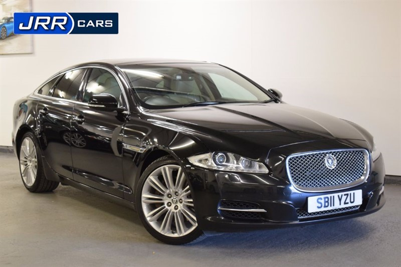 used Jaguar XJ D V6 PORTFOLIO SWB in preston-lancashire