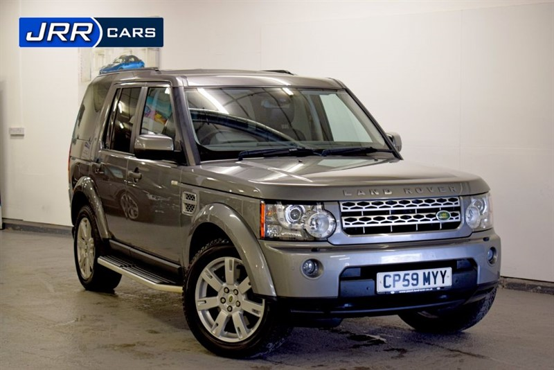 used Land Rover Discovery 4 TDV6 XS in preston-lancashire