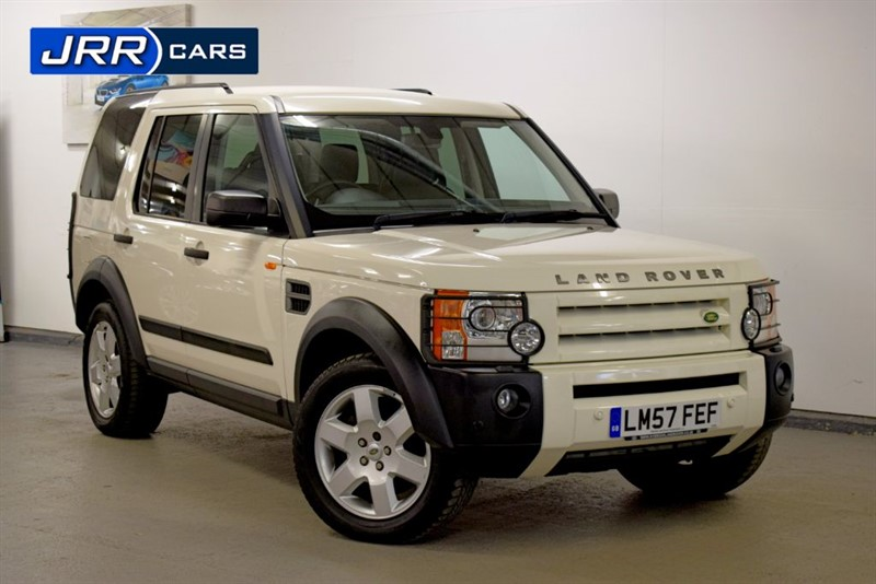 used Land Rover Discovery 3 TDV6 HSE in preston-lancashire
