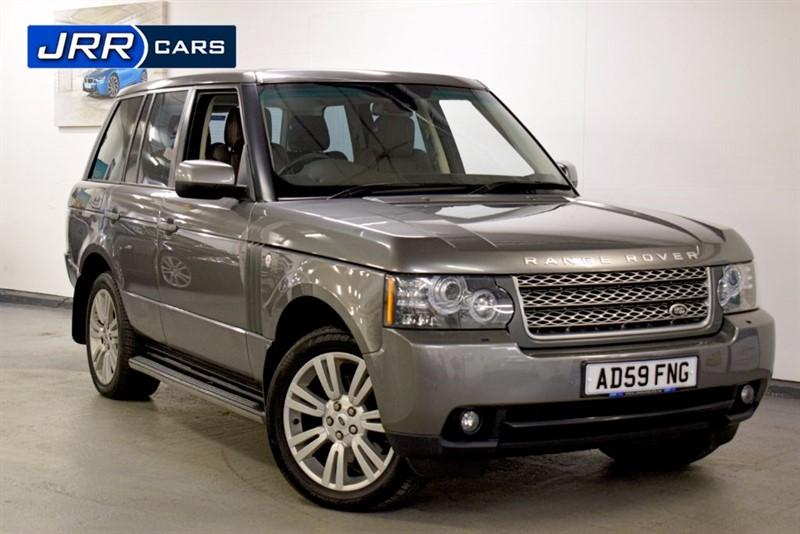 used Land Rover Range Rover TDV8 VOGUE SE in preston-lancashire