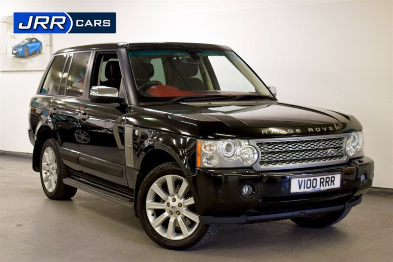 used Land Rover Range Rover V8 SUPERCHARGED in preston-lancashire