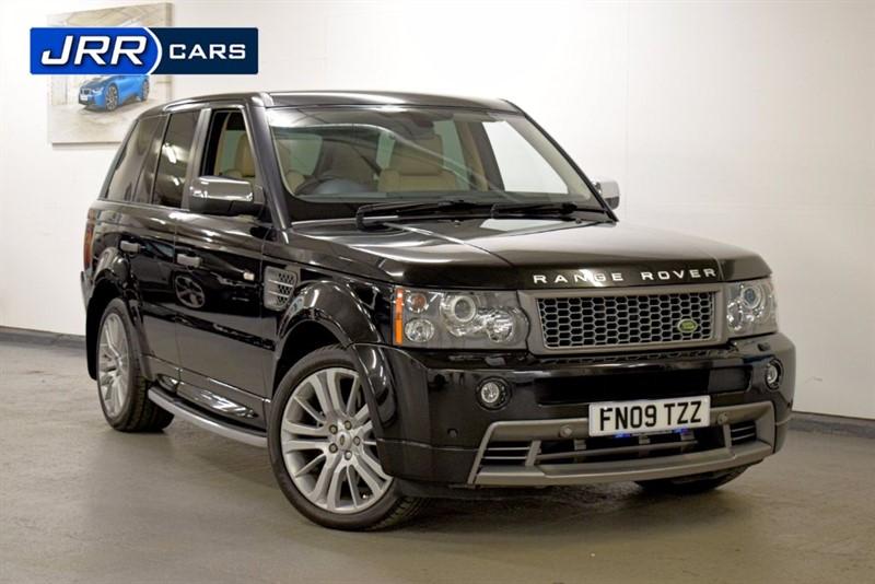 used Land Rover Range Rover Sport TDV8 SPORT HST in preston-lancashire