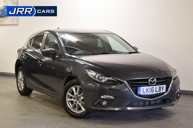 used Mazda Mazda3 3 D SE-L NAV in preston-lancashire