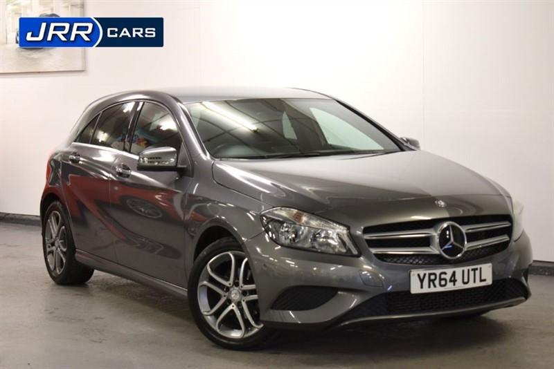 used Mercedes A180 CDI BLUEEFFICIENCY SPORT in preston-lancashire