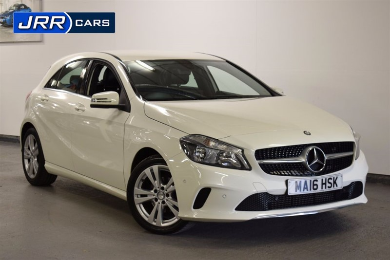 used Mercedes A180 CDI A-CLASS A 180 D SPORT EXECUTIVE in preston-lancashire