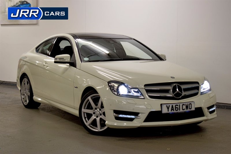 used Mercedes C220 CDI BLUEEFFICIENCY AMG SPORT in preston-lancashire