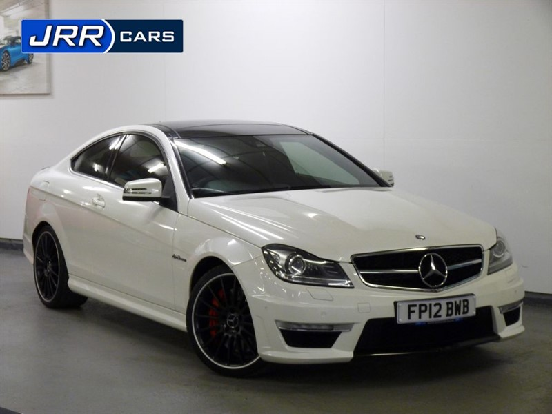 used Mercedes C63 AMG EDITION 125 in preston-lancashire