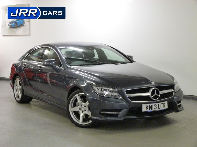 used Mercedes CLS CLS350 CDI BLUEEFFICIENCY AMG SPORT in preston-lancashire