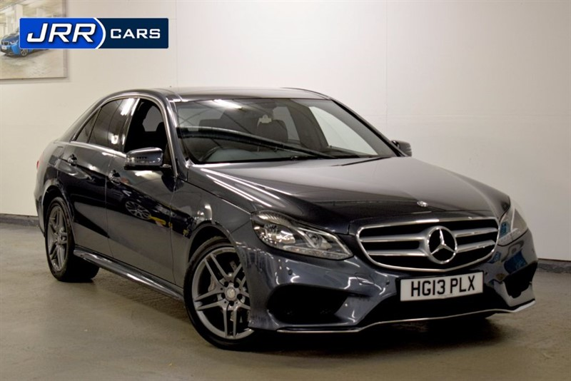 used Mercedes E350 BLUETEC AMG SPORT in preston-lancashire
