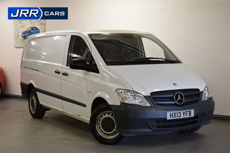 used Mercedes Vito 110 CDI Long in preston-lancashire