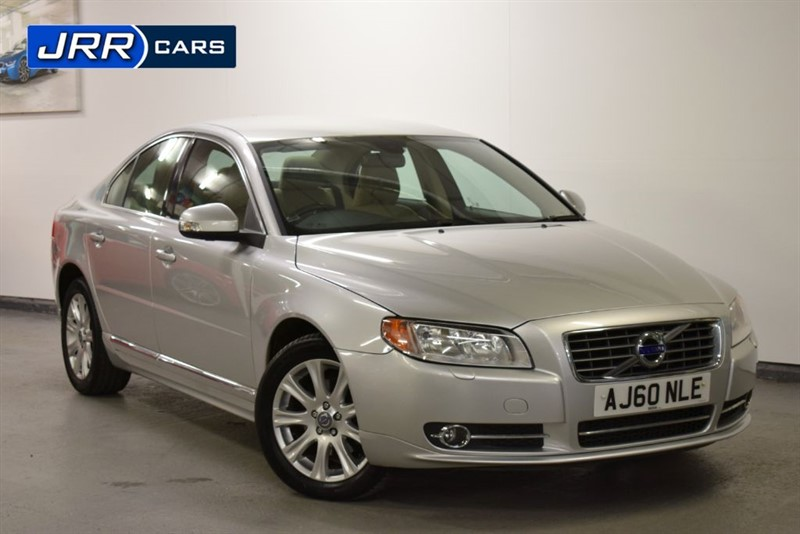 used Volvo S80 D3 SE in preston-lancashire
