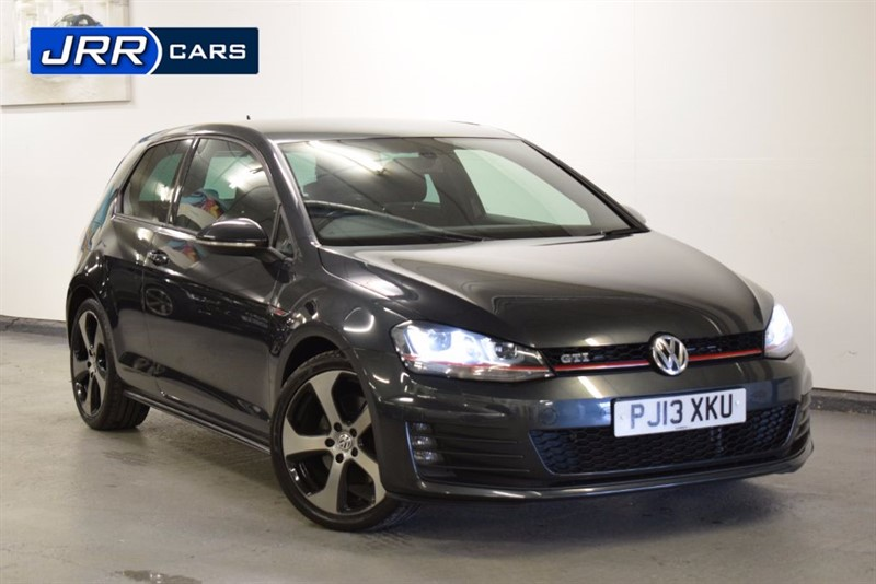 used VW Golf GTI LAUNCH in preston-lancashire