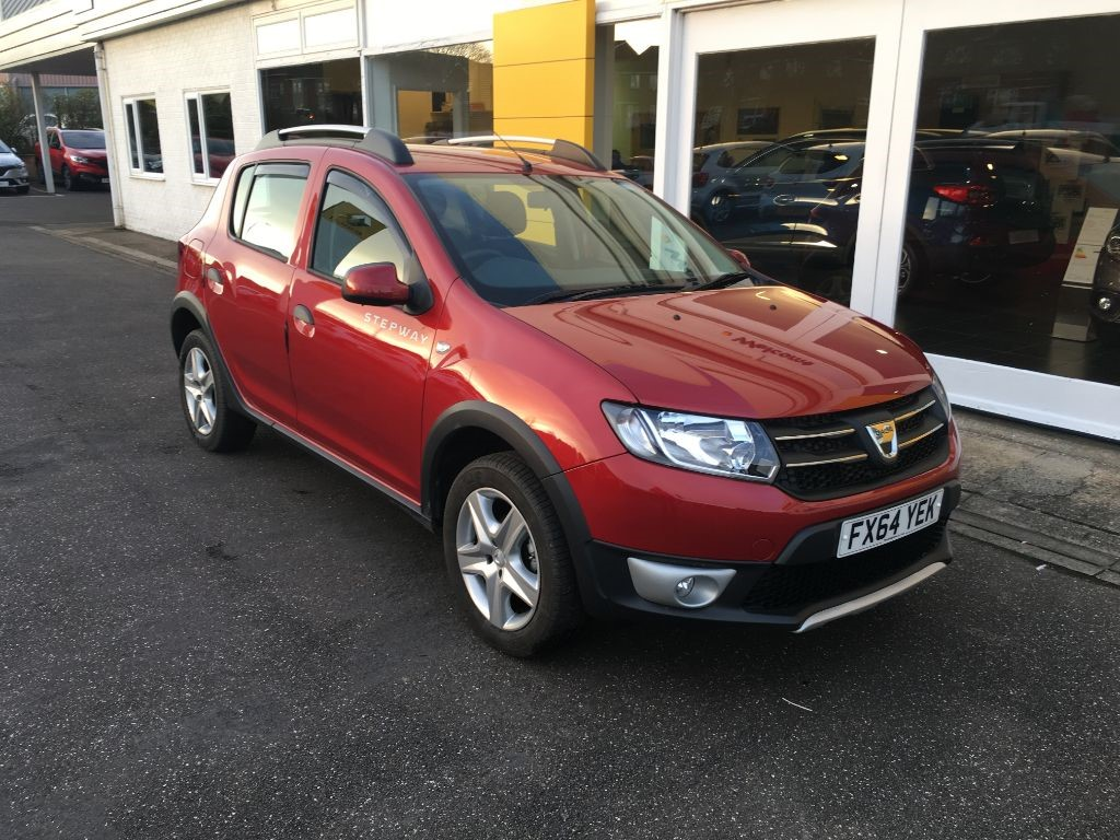 Dacia Car Dealers In Lincolnshire