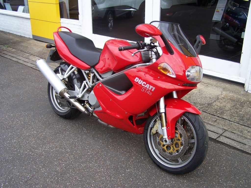Used Red Ducati For Sale Lincolnshire