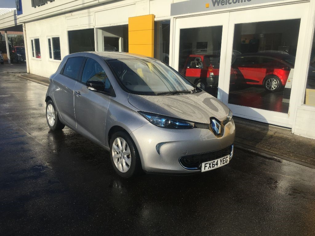 used grey renault zoe for sale lincolnshire. Black Bedroom Furniture Sets. Home Design Ideas