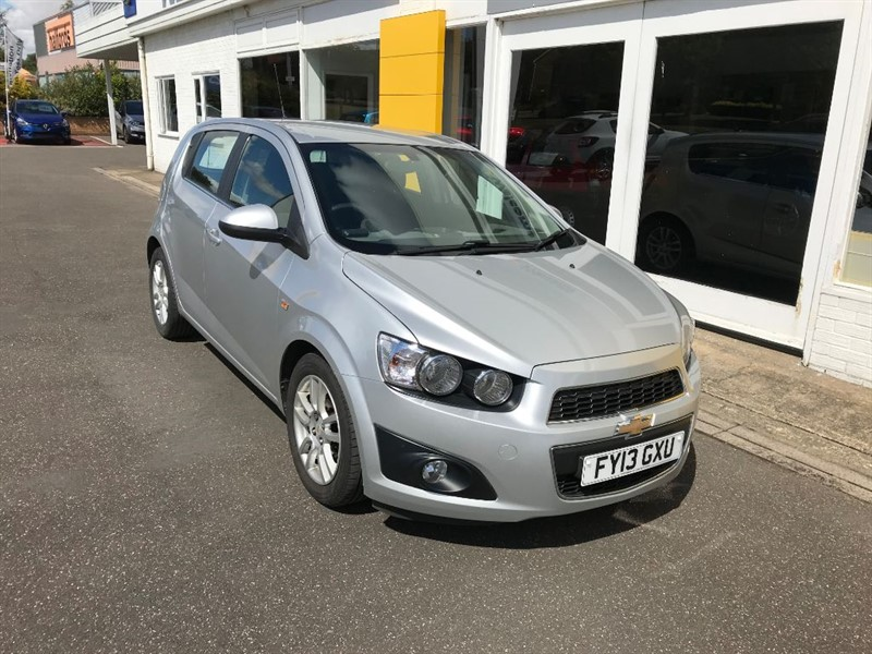 used Chevrolet Aveo LTZ in lincolnshire